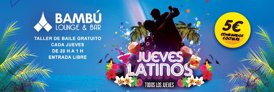 Todos los Jueves son Latinos con «Talleres gratuitos de baile»