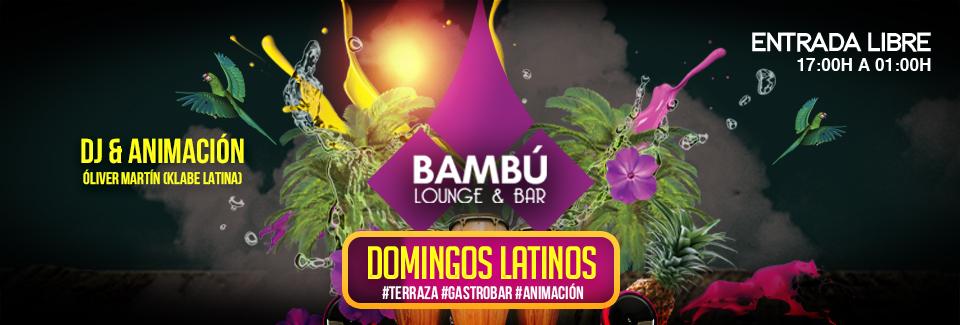 Domingo Latino con taller de Kizomba