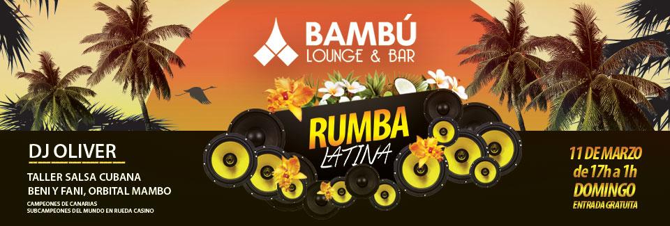 Fiesta Rumba Latina – 11 de marzo